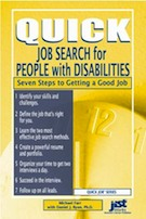 Quick Job Search for People With Disabilities