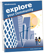 Explore Your Community - Student Book