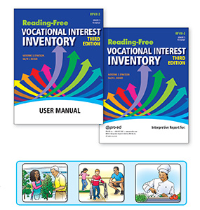 Reading-Free Vocational Interest Inventory (RFVII-3/Third Edition)