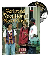 scripted role play The forecast factory: this is a highly scripted role-playing exercise in which  students act out the elements of the weather-forecasting process,.