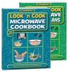Look 'n Cook Microwave Package